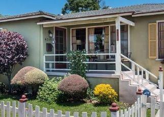 Pre Foreclosure in La Mesa 91942 70TH ST - Property ID: 1614197564