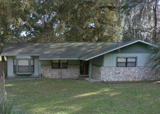 Pre Foreclosure in Williston 32696 SE 4TH DR - Property ID: 1614458146