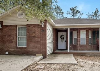 Pre Foreclosure in Defuniak Springs 32433 MARYS CT - Property ID: 1614507203