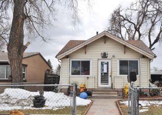 Pre Foreclosure in Denver 80219 W ALASKA PL - Property ID: 1614542239