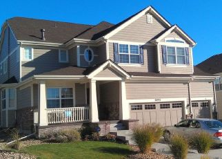 Pre Foreclosure in Aurora 80016 E EUCLID CIR - Property ID: 1614632920