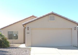 Pre Foreclosure in Sierra Vista 85635 CALLE ALBUQUERQUE - Property ID: 1614688981