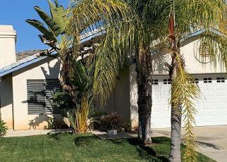 Pre Foreclosure in Moreno Valley 92557 SPRINGDALE DR - Property ID: 1614914974