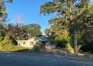 Pre Foreclosure in Kelseyville 95451 LIVE OAK DR - Property ID: 1615022708