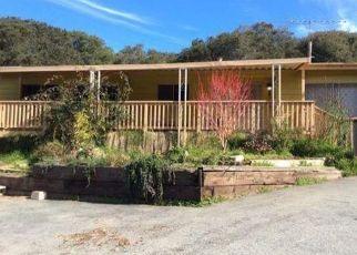 Pre Foreclosure in Castroville 95012 CASTROVILLE BLVD - Property ID: 1615023580