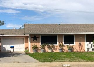 Pre Foreclosure in Red Bluff 96080 CROSBY LN - Property ID: 1615068695