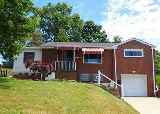 Pre Foreclosure in Bridgeville 15017 MISSOURI AVE - Property ID: 1615203588