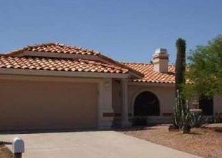 Pre Foreclosure in Fountain Hills 85268 E LA PASADA DR - Property ID: 1615562738