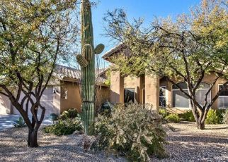Pre Foreclosure in Cave Creek 85331 N 46TH ST - Property ID: 1615563605
