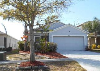 Pre Foreclosure in Gibsonton 33534 CARRIAGE POINTE DR - Property ID: 1616229319