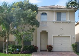 Pre Foreclosure in West Palm Beach 33409 LAKE TAHOE CIR - Property ID: 1617293604
