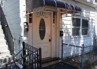 Pre Foreclosure in Bronx 10461 BUTLER PL - Property ID: 1619204928