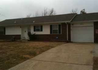 Pre Foreclosure in Choctaw 73020 OAK PARK DR - Property ID: 1619716922