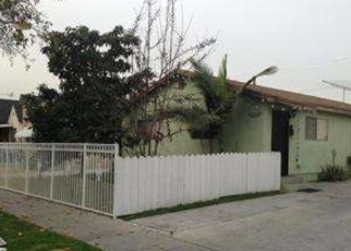 Pre Foreclosure in South Gate 90280 GLENWOOD PL - Property ID: 1621956265