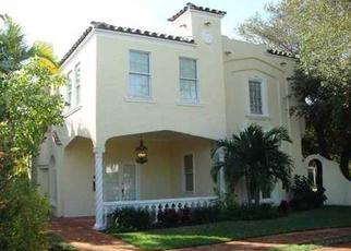 Pre Foreclosure in West Palm Beach 33401 GRANADA RD - Property ID: 1623098957
