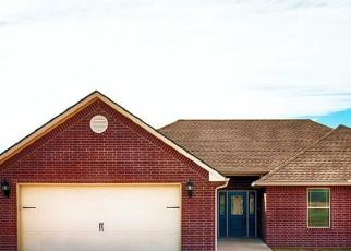 Pre Foreclosure in Fort Gibson 74434 S KIT CARSON ST - Property ID: 1623224647