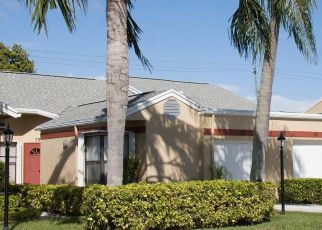 Pre Foreclosure in West Palm Beach 33417 AMHERST CIR - Property ID: 1624836832