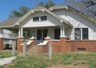 Pre Foreclosure in Cleo Springs 73729 N 2ND ST - Property ID: 1624896837