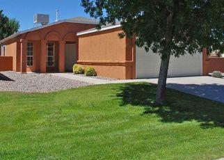 Pre Foreclosure in Rio Rancho 87144 HIGH DESERT CIR NE - Property ID: 1625214357
