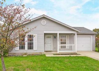Pre Foreclosure in Columbus 43223 BERKHARD DR - Property ID: 1625414961