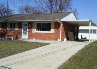 Pre Foreclosure in New Lebanon 45345 YALE AVE - Property ID: 1625556863