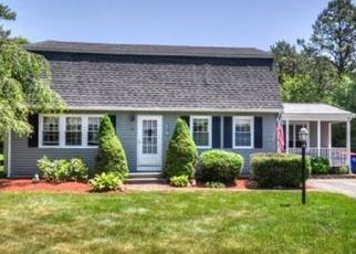 Pre Foreclosure in Plymouth 02360 LAWRENCE RD - Property ID: 1625828843