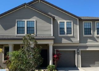 Pre Foreclosure in Wimauma 33598 IVORY STONE DR - Property ID: 1626995603