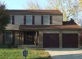 Pre Foreclosure in Dayton 45424 WIDGEON CT - Property ID: 1627799725