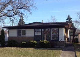Pre Foreclosure in Chicago Heights 60411 TAHOE DR - Property ID: 1628468505