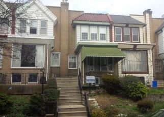 Pre Foreclosure in Philadelphia 19131 HADDINGTON ST - Property ID: 1628861361