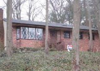 Pre Foreclosure in Woodbury Heights 08097 PARK AVE - Property ID: 1629199486