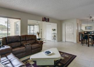 Pre Foreclosure in West Palm Beach 33417 SABLE PINE CIR - Property ID: 1629733816