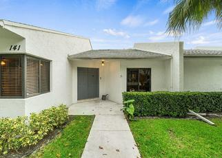 Pre Foreclosure in West Palm Beach 33411 PAR DR - Property ID: 1629735115