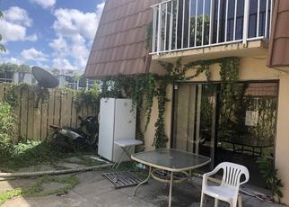 Pre Foreclosure in West Palm Beach 33409 BLUE RIDGE CIR - Property ID: 1629736890
