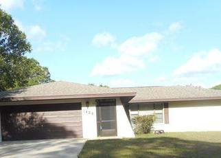 Pre Foreclosure in Palm Bay 32909 RANKIN AVE SE - Property ID: 1629754394