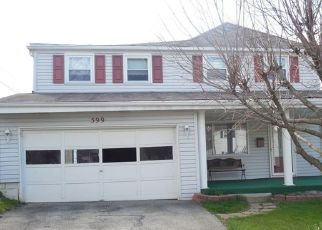 Pre Foreclosure in Clairton 15025 SHADY CT - Property ID: 1629847690