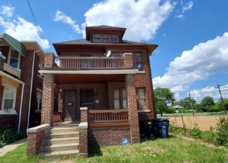Pre Foreclosure in Detroit 48206 W EUCLID ST - Property ID: 1630674134