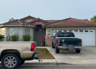 Pre Foreclosure in Porterville 93257 W SAN LUCIA AVE - Property ID: 1630779701