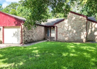 Pre Foreclosure in Spring 77373 BRIARCREEK BLVD - Property ID: 1630789777