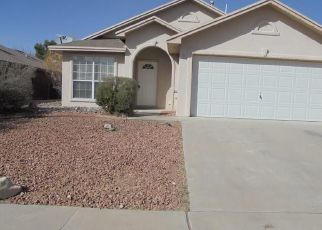 Pre Foreclosure in El Paso 79936 DAVID FORTI DR - Property ID: 1630812546