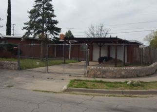 Pre Foreclosure in El Paso 79924 BEAUTONNE AVE - Property ID: 1630824367