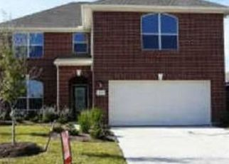 Pre Foreclosure in Houston 77084 HARBOR GLEN LN - Property ID: 1630855463