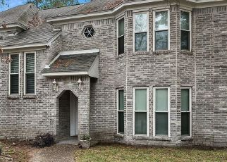 Pre Foreclosure in Kingwood 77339 CAVE SPRINGS DR - Property ID: 1630856785