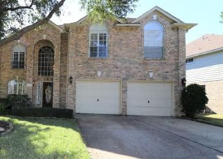 Pre Foreclosure in Houston 77095 E COPPER LAKES DR - Property ID: 1630897958