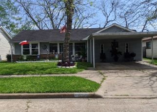 Pre Foreclosure in Houston 77089 SOUTHPORT DR - Property ID: 1630922477