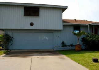 Pre Foreclosure in Port Aransas 78373 S STATION ST - Property ID: 1630935619