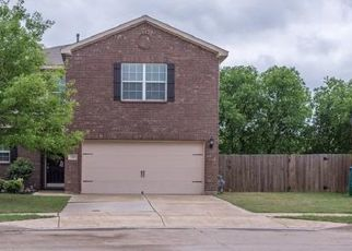 Pre Foreclosure in Fort Worth 76140 MISTY MOUNTAIN DR - Property ID: 1630972850