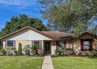 Pre Foreclosure in Orange 77630 PINEWOOD CIR - Property ID: 1631003501