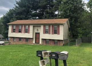 Pre Foreclosure in Morristown 37814 CROWN CIR - Property ID: 1631057365