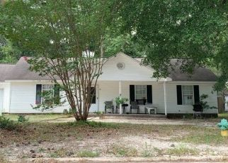 Pre Foreclosure in West Columbia 29172 OLD PLANTATION DR - Property ID: 1631114752